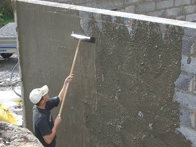 slamning av mur